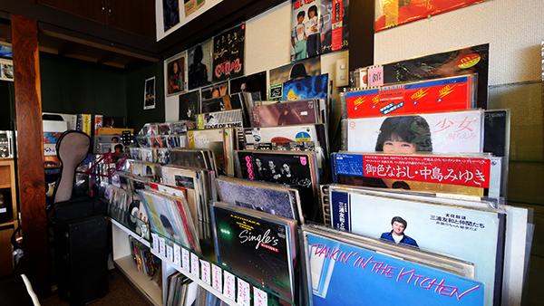 収蔵レコード